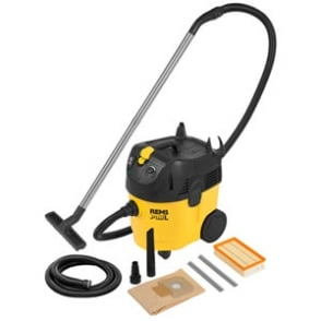 185500 Pull Wet & Dry Dust Extractor Class L