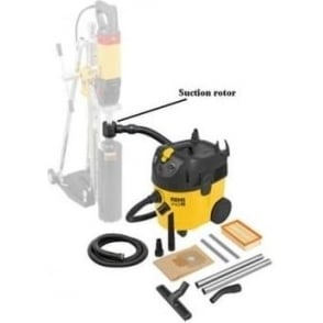 185504 Pull M Set D Industrial Vacuum Cleaner
