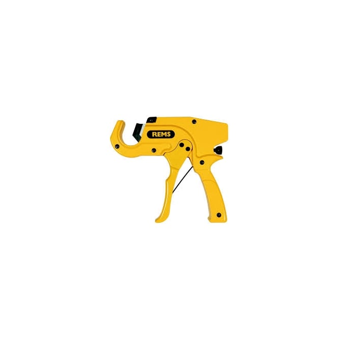 Rems (291200) ROS P 35 Pipe Cutter For Plastic And Multilayer 0-35mm Dia