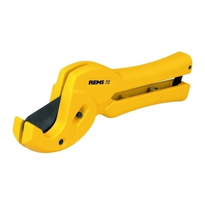 Rems (291240) ROS P 26 Pipe Cutter For Plastic And Multilayer 0-26mm Dia