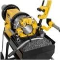 Rems 380444 Magnum 4000 L-T Threading Machine With Wheel Stand & 1 x 5L Spezial Oil