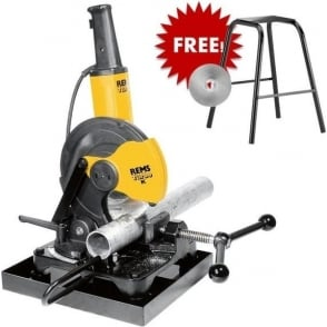 849X02 Turbo K Circular Metal Sawing Machine With Free HSS-E Saw Blade And Stand