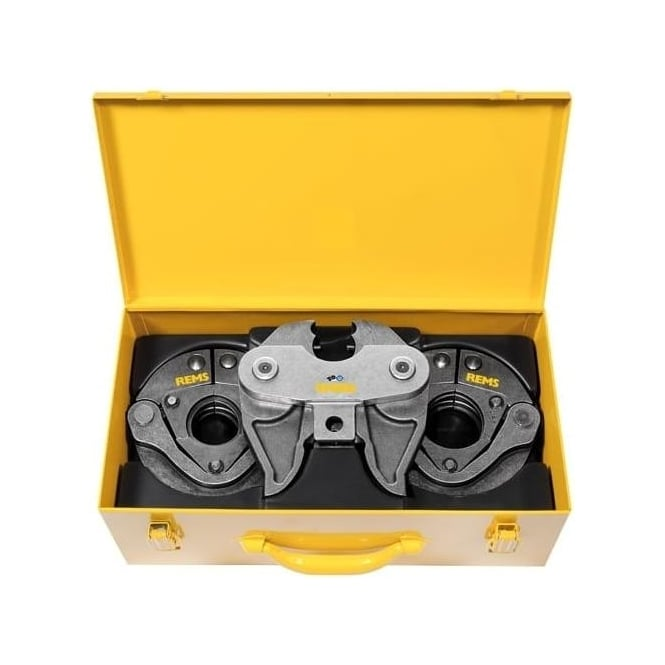 Rems Pressing Ring Set Includes M42 PR, M54 PR, Z2 adaptor And Steel Case