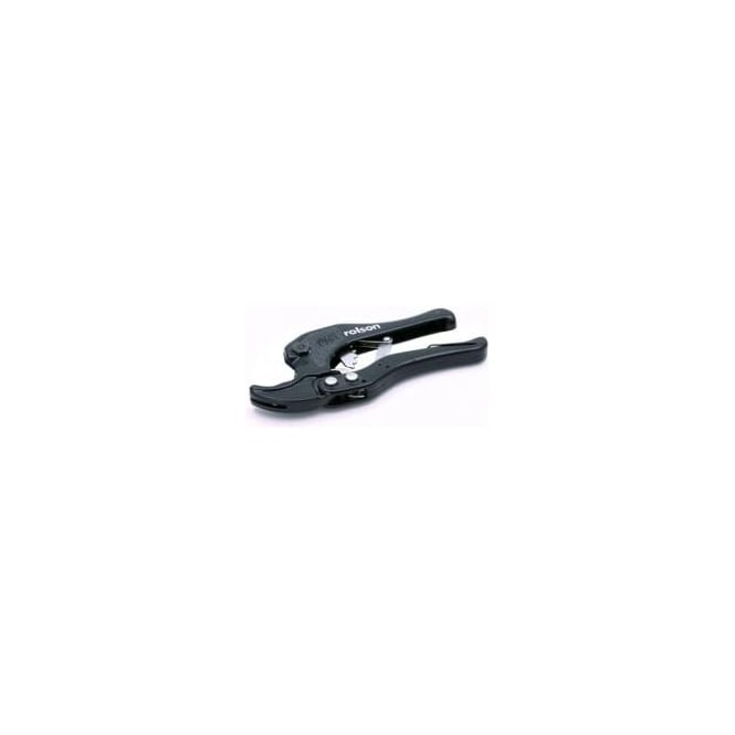 Rolson ratchet shears for plastic pipe to 42mm (22435)