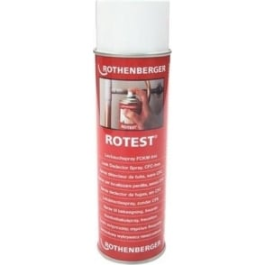 Rothenberger 6.5000 Rotest leak detector spray