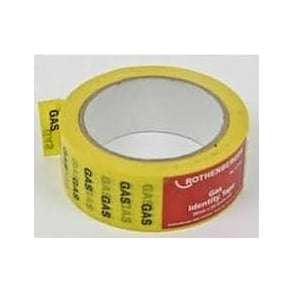 Gas Identification Tape