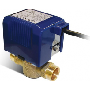 SALUS 22mm 2-port standard motorised valve SBMV22