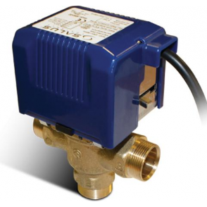 SALUS 22mm 3-port standard motorised valve SBMV32