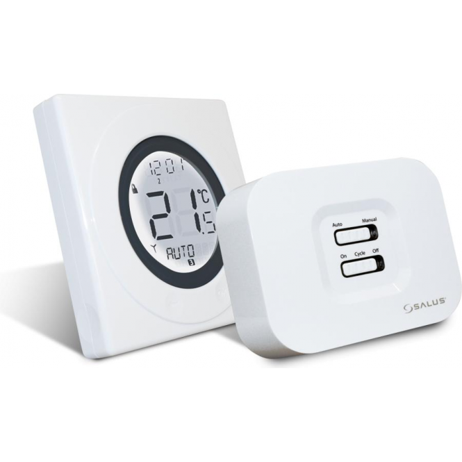 Salus S-series programmable thermostat RF ST620RF