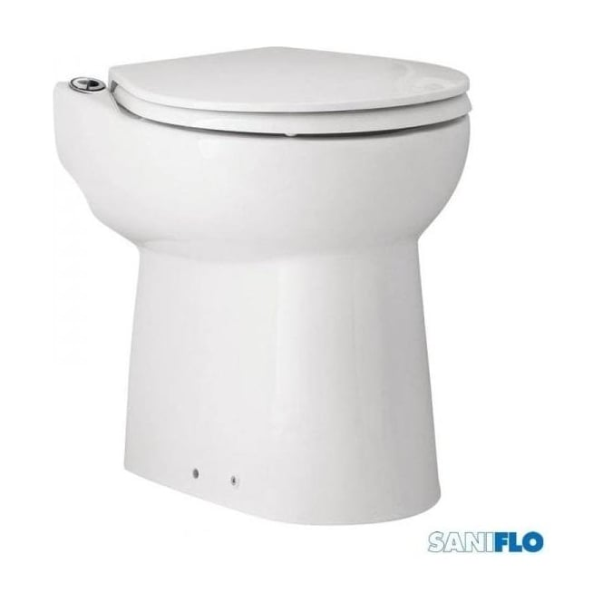 Saniflo Sanicompact - 1081 (Possible Connections WC & Basin)