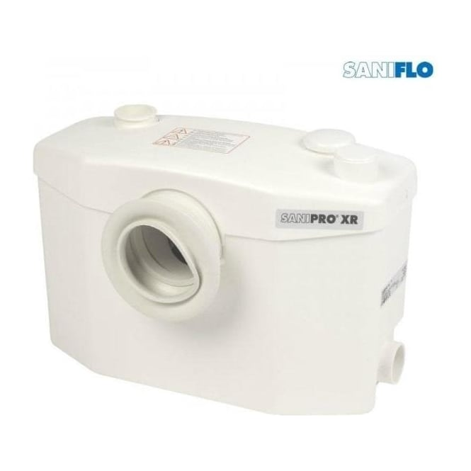Saniflo Sanipro - 1006 (Possible Connectors WC, Shower, Basin & Bidet)