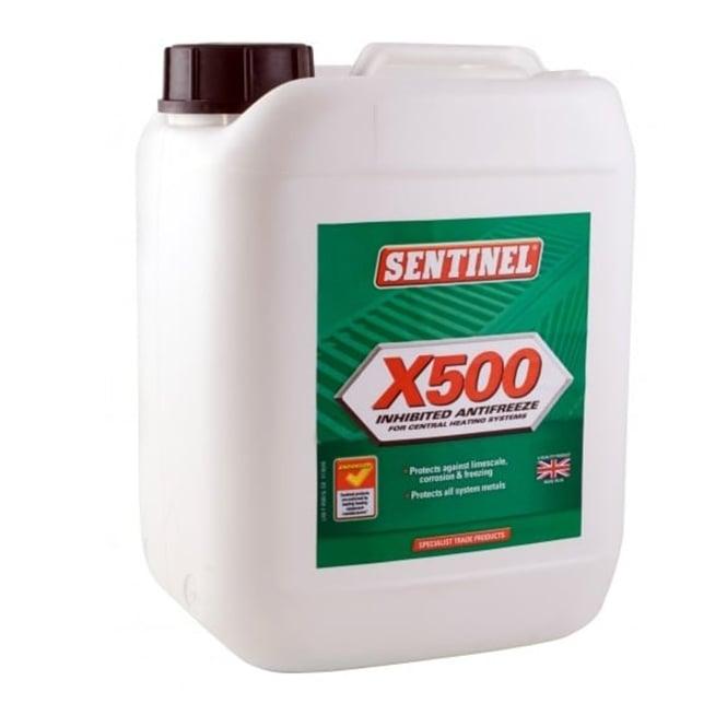 Sentinel Inhibited Anti Freeze X500 5L
