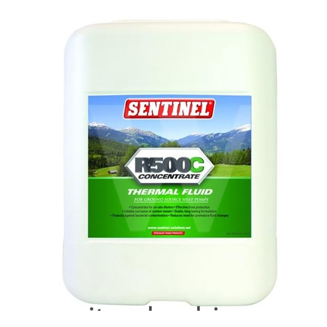 Sentinel R500C Ground Source Heating Pump Thermal Fluid 20Litre