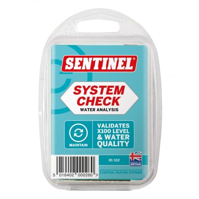 Sentinel System Check