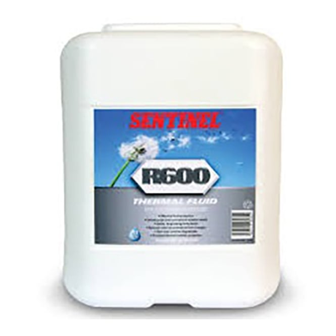 Sentinel Thermal Fluid R600 (Air Source 20 ltr)
