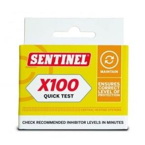 X100 Quick Test