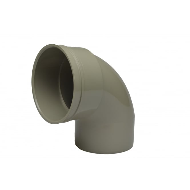 Solvent Weld Soil 90° Bend (Single Socket)*