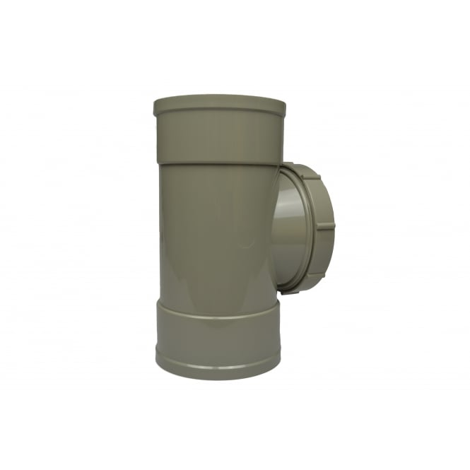 Solvent Weld Soil Access Pipe (Double Socket)*