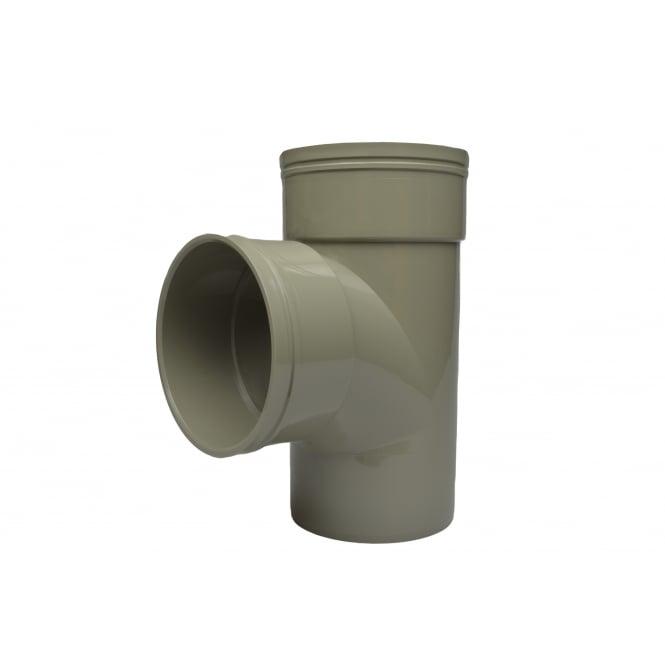 Solvent Weld Soil Tee/Branch 90° (Double Socket)*