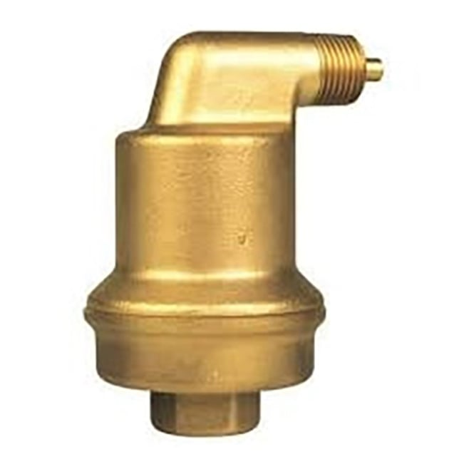 "Spirotech Spirotop 1/2"" Autoclose Automatic Air Vent AAV (Brass)"