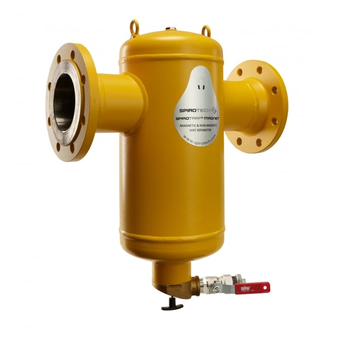 Spirotech Spirotrap Magnetic Dirt Separator Flanged Connections DN50 to DN300