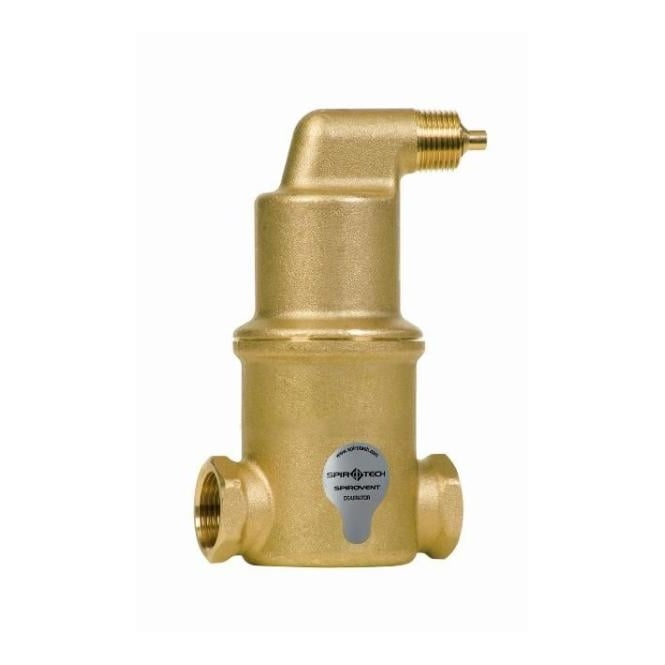 Spirotech Spirovent Air Separator (Brass)