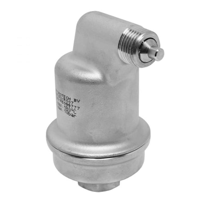 Spirotech Spriotop Automatic Air Vent AAV AISI 316 (Stainless Steel)