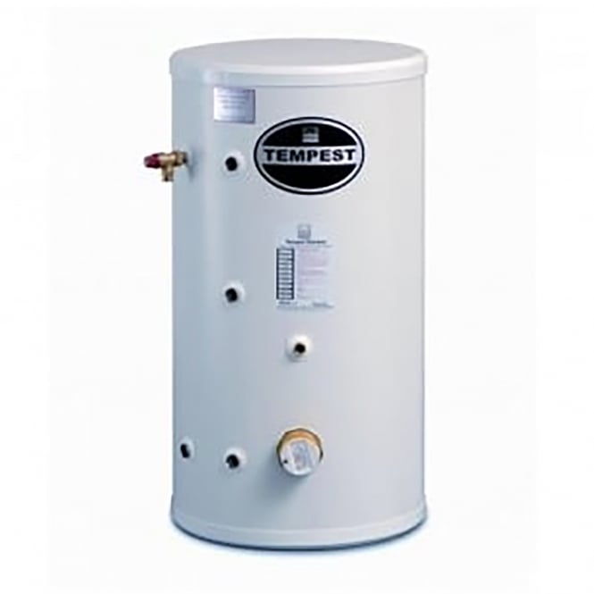 Telford Stainless Steel Unvented Cylinder (Direct) - Central Heating ...