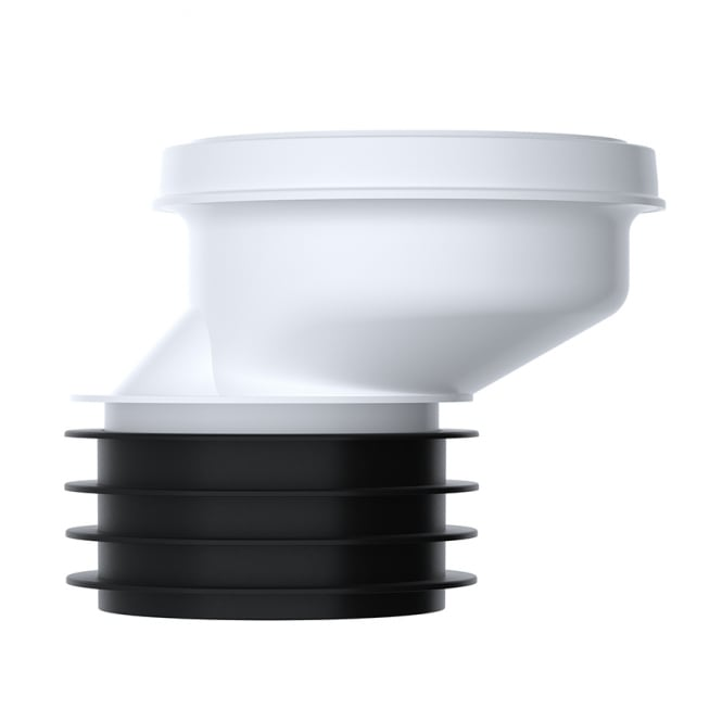 Viva Sanitary 40mm Offset WC Pan Connector