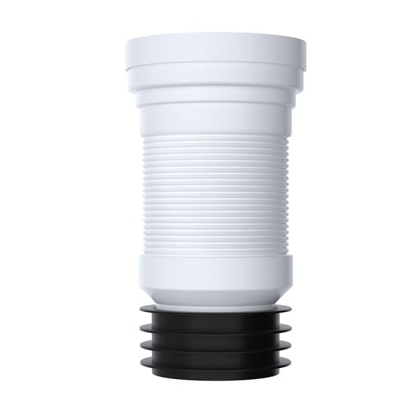 viva sanitary long flexible pan connector 300 700mm. Black Bedroom Furniture Sets. Home Design Ideas