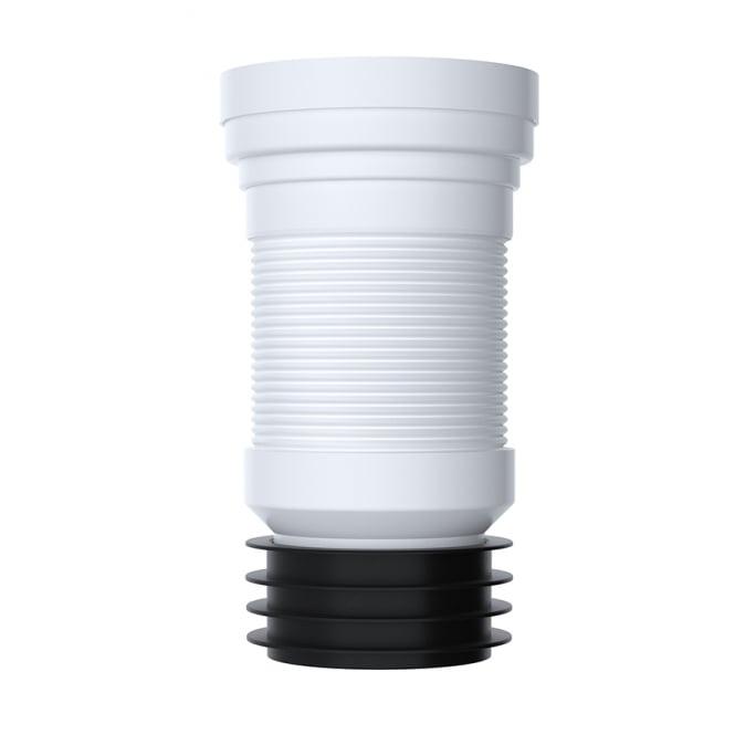 Viva Sanitary Medium Flexible Pan Connector (240mm - 500mm)