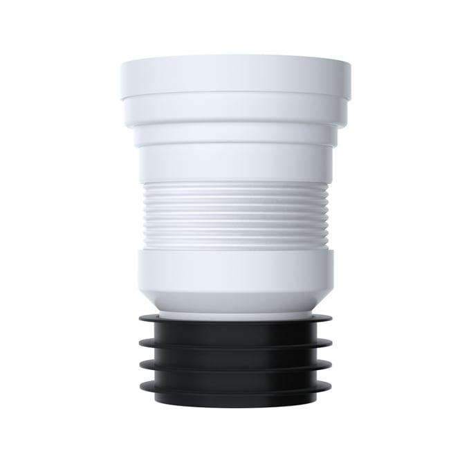 Viva Sanitary Mini Flexible Pan Connector (200mm - 350mm)