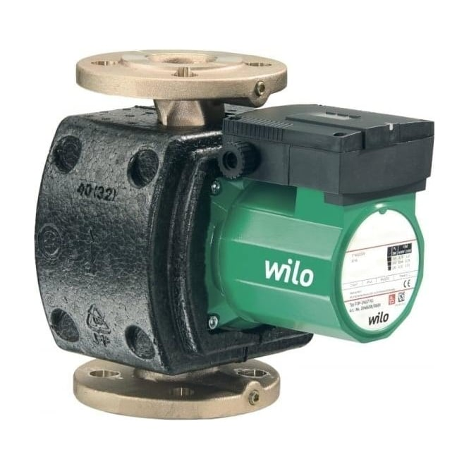 Wilo Top Z Glandless Circulator Stainless Steel Body Screwed Connection