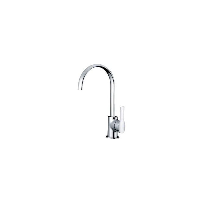 Pegler Yorkshire Mikura Side Action Monobloc Sink Mixer