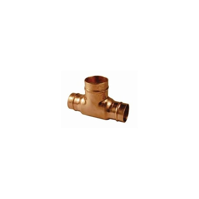 Pegler Yorkshire Yorkshire Reducing End End Tee YP28