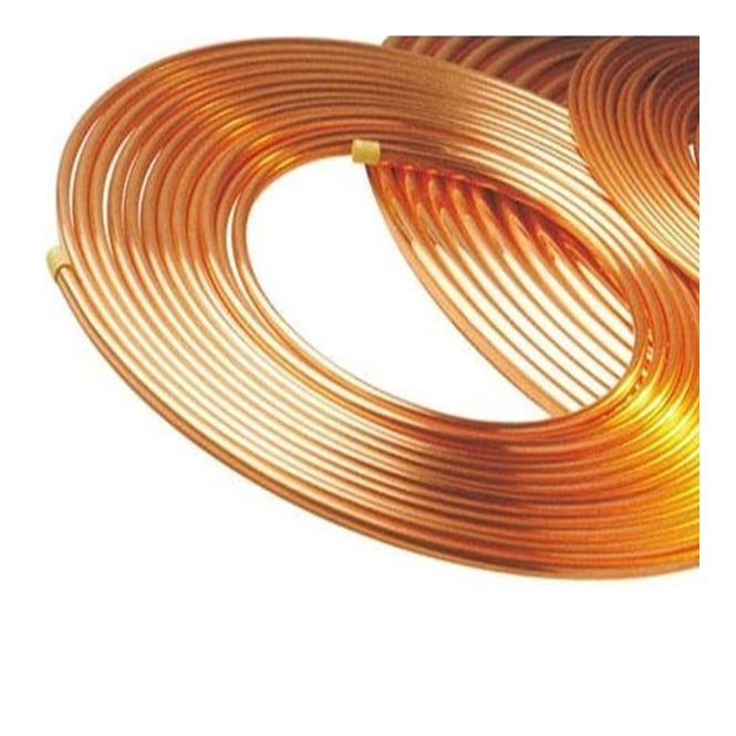 Yorkshire/Lawton/Cubralco Copper Pipe Coils