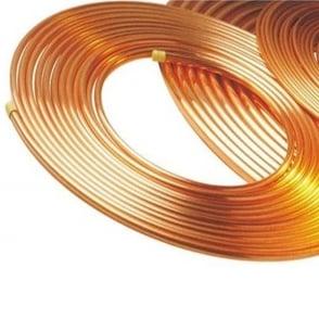 Copper Pipe Coils