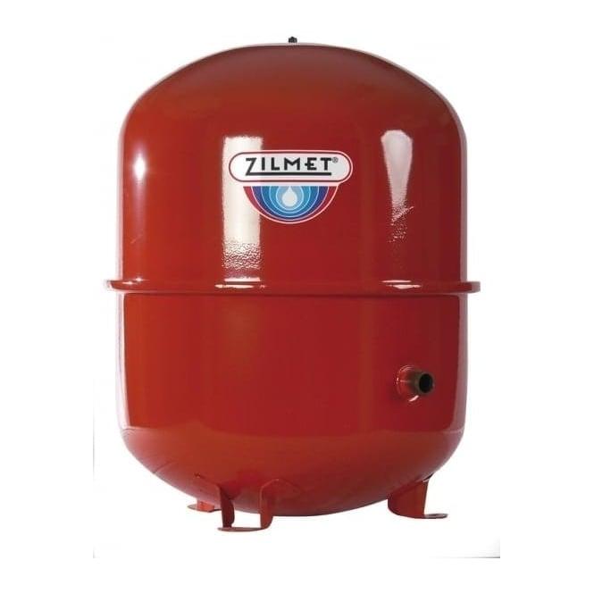 Zilmet CAL-PRO Heating Expansion Vessel - Floor Standing - Central ...