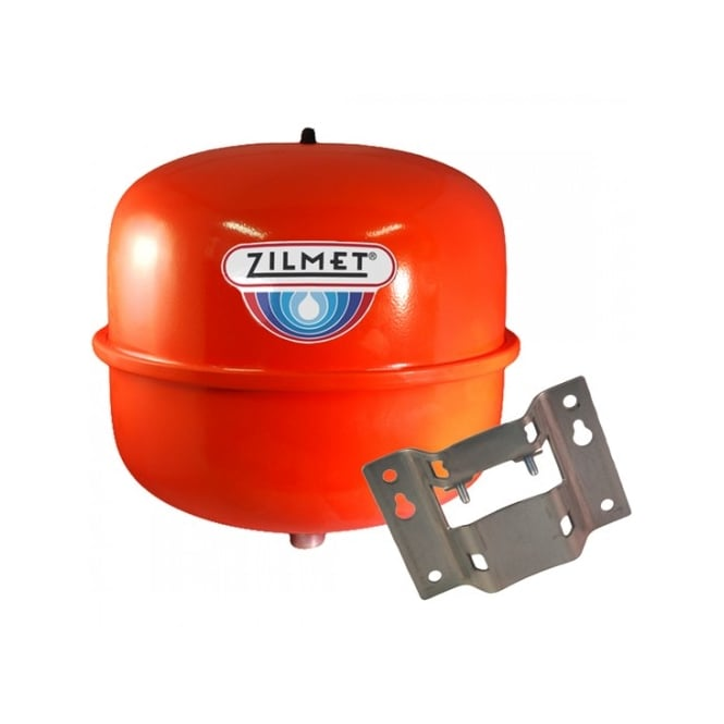Zilmet vessel c/w wall mounting bracket