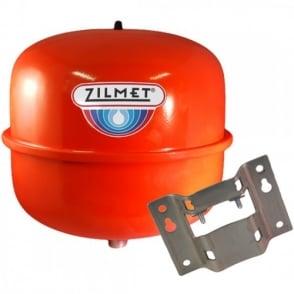 Zilmet vessel c/w wall mounting bracket